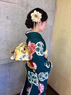 着物、袴の着付け早朝も承ります。