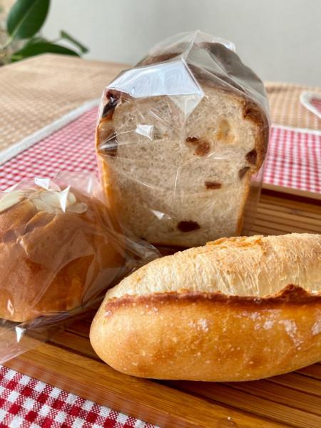 ARCHAIR(アーチヘアー)近くの美味しいパン屋さん